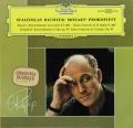リヒテルのモーツァルト&プロコフィエフ/ピアノ協奏曲 独DGG 2804 LP レコード