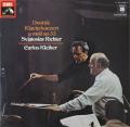 リヒテル&クライバーのドヴォルザーク/ピアノ協奏曲 独EMI 2815 LP レコード