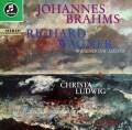 ルートヴィヒ&クレンペラーのブラームス/「アルト・ラプソディ」ほか 独Columbia 2827 LP レコード