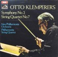 クレンペラーの自作自演/交響曲第2番ほか  英EMI 2826 LP レコード