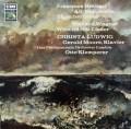 ルートヴィヒ&クレンペラーのブラームス/「アルト・ラプソディ」ほか  独EMI 2826 LP レコード