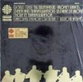 未開封:秋山のR. シュトラウス/「ティル」「サロメの踊り」&「死と変容」 カナダCBC 2826 LP レコード