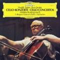 ロストロポーヴィチ&ザッヒャーのチェロ協奏曲集 独DGG 2826 LP レコード