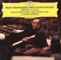 グルダ&アバドのモーツァルト/ピアノ協奏曲第25&27番 独DGG 2828 LP レコード