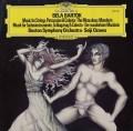 小澤のバルトーク/「中国の不思議な役人」ほか 独DGG 2828 LP レコード