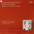 フルトヴェングラーのシューマン/交響曲第1番「春」ほか 独DECCA 2828 LP レコード