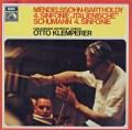 クレンペラーのメンデルスゾーン/交響曲第4番「イタリア」ほか  独EMI 2828 LP レコード