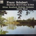 ヴァントのシューベルト/交響曲第9番「グレイト」  独HM 2830 LP レコード