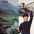 アバドのメンデルスゾーン/交響曲「スコットランド」&「イタリア」 英DECCA 2831 LP レコード
