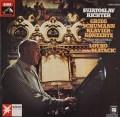 リヒテル&マタチッチのグリーグ&シューマン/ピアノ協奏曲 独EMI 2831 LP レコード