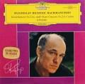 リヒテルのラフマニノフ/ピアノ協奏曲第2番ほか  独DGG 2835 LP レコード