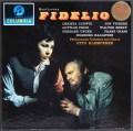 【オリジナル盤】クレンペラーのベートーヴェン/歌劇「フィデリオ」 英Columbia 2837 LP レコード