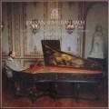 カーティスのバッハ/イギリス組曲&フランス組曲 独TELEFUNKEN 2837 LP レコード