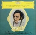【赤ステレオ】マゼールのシューベルト/交響曲第2&3番 独DGG 2839 LP レコード