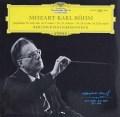 ベームのモーツァルト/交響曲第34&31番「パリ」ほか 独DGG 2839 LP レコード