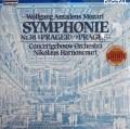 【未開封】アーノンクールのモーツァルト/交響曲第38番「プラハ」 独TELEFUNKEN 2840 LP レコード