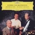 ケンプ、シェリング&フルニエのベートーヴェン/ピアノ三重奏曲「大公」 独DGG 2840 LP レコード
