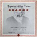 【オリジナル盤】カラヤンのブラームス/交響曲第4番 英Columbia 2840 LP レコード