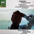 リヒテルのシューマン/「パピヨン」ほか 独EMI 2840 LP レコード