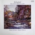 シュライアー&オルベルツのシューベルト/「美しき水車小屋の娘」 独ETERNA 2840 LP レコード