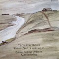 ザンデルリンクのチャイコフスキー/交響曲第6番「悲愴」 独ETERNA 2840 LP レコード
