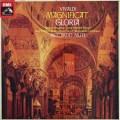 【オリジナル盤】ムーティのヴィヴァルディ/「マニフィカト」&「グローリア」 英EMI 2843 LP レコード