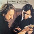 ベルマン&アバドのラフマニノフ/ピアノ協奏曲第3番 独CBS 2843 LP レコード