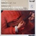 グリュミオー&レッパードのバッハ&ハイドン/ヴァイオリン協奏曲集 蘭PHILIPS 2846 LP レコード