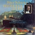未開封:シュライアー/ベートーヴェン・リサイタル 独eurodisc 2846 LP レコード
