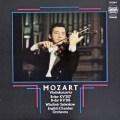 スピヴァコフのモーツァルト/ヴァイオリン協奏曲第1&4番 独ETERNA 2848 LP レコード