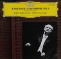 フルトヴェングラーのブルックナー/交響曲第9番 独DGG 2848 LP レコード