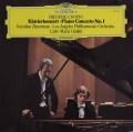 ツィンマーマン&ジュリーニのショパン/ピアノ協奏曲第1番  独DGG 2848 LP レコード