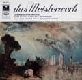 クレンペラーのメンデルスゾーン/交響曲第3番「スコットランド」   独Columbia 2848 LP レコード