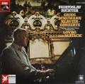 リヒテル&マタチッチのグリーグ&シューマン/ピアノ協奏曲 独EMI 2849 LP レコード