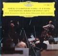 ロストロポーヴィチ&カラヤンのドヴォルザーク/チェロ協奏曲ほか  独DGG 2849 LP レコード