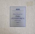 リヒターのバッハ/「管弦楽組曲」全集  独ARCHIV 2849 LP レコード