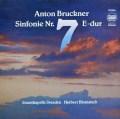 ブロムシュテットのブルックナー/交響曲第7番  独ETERNA 2849 LP レコード