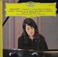 アルゲリッチ&アバドのプロコフィエフ&ラヴェル/ピアノ協奏曲 独DGG 2818 LP レコード