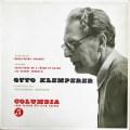 【オリジナル盤】クレンペラーのブラームス/「ハイドン変奏曲」ほか 英Columbia 2901 LP レコード