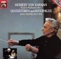 ムター&カラヤンのオペラ序曲、間奏曲集 独EMI 2901 LP レコード