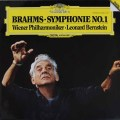 バーンスタインのブラームス/交響曲第1番 独DGG 2901 LP レコード