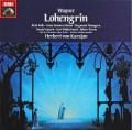 カラヤンのワーグナー/「ローエングリン」  独EMI 2903 LP レコード