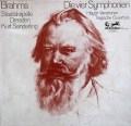 ザンデルリンクのブラームス/交響曲全集  独eurodisc 2903 LP レコード