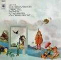 ルートヴィヒ、ベリー&バーンスタインのマーラー/「こどもの不思議な角笛」 独CBS 2903 LP レコード