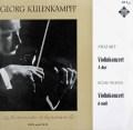 クーレンカンプのモーツァルト&シューマン/ヴァイオリン協奏曲集 独TELEFUNKEN 2903 LP レコード