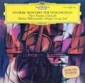 フルニエ&セルのドヴォルザーク/チェロ協奏曲 独DGG 2903 LP レコード
