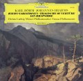 ベームのブラームス/ハイドンの主題による変奏曲ほか  独DGG 2903 LP レコード