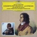 アッカルド&デュトワのパガニーニ/ヴァイオリン協奏曲第1番ほか  独DGG 2903 LP レコード