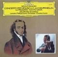 アッカルド&デュトワのパガニーニ/ヴァイオリン協奏曲第2番ほか  独DGG 2903 LP レコード