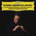 ジュリーニのベートーヴェン/交響曲第6番「田園」  独DGG 2903 LP レコード